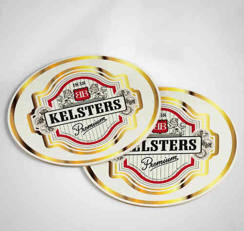 Bierdeckel Kelsters